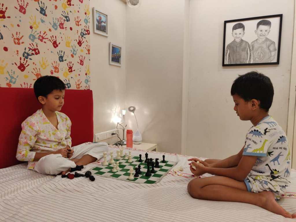 Pops in a pod Zainul barodawala parenting fatherhood dad
