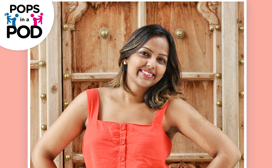 Little Fixes Podcast Maitri Verma Pops In A Pod Parenting during festivals in india