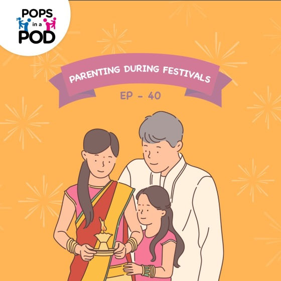 Parenting during festivals in India